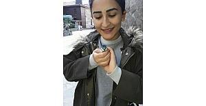 Duyarlı vatandaştan yaralı kuşa yardım