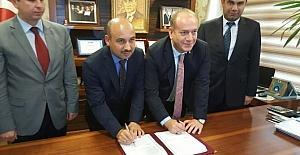 TSO'da mesleki işbirliği protokolü imzalandı