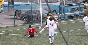1.Amatör Küme Büyükler Liginde 2.hafta maçları oynandı