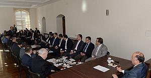 2016 yılının son kaymakamlar toplantısı yapıldı