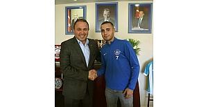 Adana Demirsporlu Özgür, U16 Milli Takımında