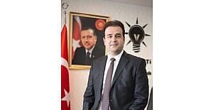 AK Parti Tepebaşı İlçe Başkanı İbrahim Yılmaz Kaynarca'nın 10 Aralık Dünya İnsan Hakları Günü mesajı