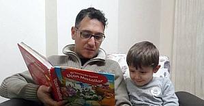 Anaokulunun başlattığı 'Gelecek İçin Okuyoruz' projesi çığ gibi büyüdü