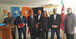 Aralık Ayı Daraltılmış Danışma Meclisi Toplantısı yapıldı
