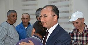 Ardahan Belediye Başkanı Faruk Köksoy'un 3 Aralık Dünya Engelliler günü mesajı