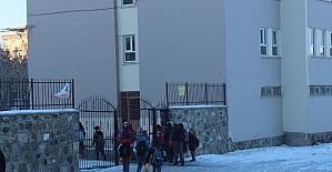 Ardahan'ın üç ilçesinde eğitim öğretime kar tatili
