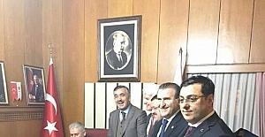 Başbakana Patates ve Niğde Gazozu ikramı