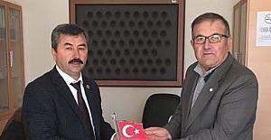 Başkan Cavit Erdoğan: Kızılay, milletimizin güler yüzü ve şefkat elidir