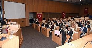 """Başkan Çetin: """"Karşı çıkılmasına rağmen camiyi onaracağız"""""""
