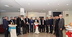 Başkan Doğan, oda başkanlarından proje istedi