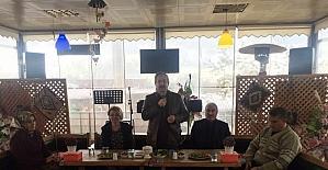 Başkan Necati Gürsoy, öğretmenlerle kahvaltıda buluştu