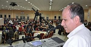 Başkan Süleyman Özkan engellilerle buluştu