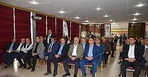 Bayındır Memur-Sen Başkanlar Kurulu Toplantısı Ürgüp'te yapıldı