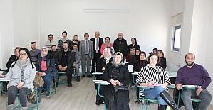 Berberler ve Kuaförler Odası girişimcilik kursu açtı