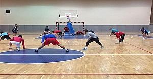 Bilecikspor, Pazaryeri Spor maçının hazırlıklarını tamamladı