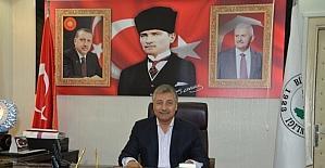 Birecik Belediye Başkanı M. Faruk Pınarbaşı: