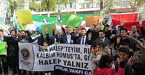 Birlik Vakfı Halep için birlik çağrısı