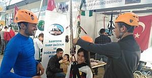 Bursa Doğa Sporları Fuarı'na büyük ilgi