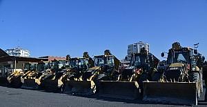 Büyükşehir Belediyesi kış hazırlıklarını tamamladı