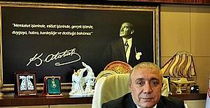 """Çat Belediye Başkanı Kılıç, """"Belediye binasını yüksekokula hibe edeceğim"""""""