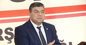 CHP Genel Sekreteri Kamil Oktay Sındır Kırşehir'i ziyaret etti