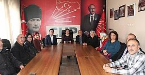 CHP Niğde Merkez İlçe Kadın Kolları Başkanı Şeniz Güler;