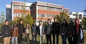 ÇOMÜ'de uluslararası öğrenci sayısı arttı