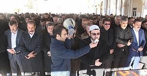 Elazığ'da Halep için gıyabi cenaze namazı kılındı