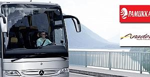 En iyi otobüs firması Pamukkale Turizm...