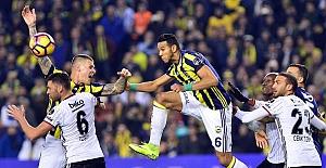 Fenerbahçe yenilmezliğini sürdürdü