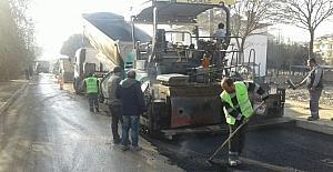 Gebze'de çalışmalar devam ediyor