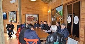 Gediz Belediyesi Meclis'i Toplantısı, Gençlik Merkezi'nde yapıldı
