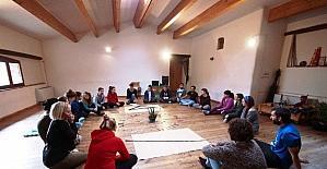 Genç-İz İtalya'da eğitime katıldı