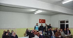 Hisarcık'ta sürü yönetimi elemanı kursu
