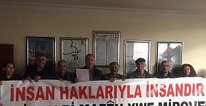 İHD'den 10 Aralık İnsan Hakları Günü açıklaması