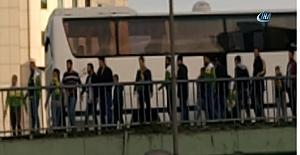 İstanbul'da gruplar kavga etti