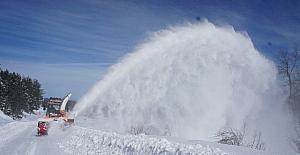 Kastamonu'da 174 köy yolu ulaşıma kapalı
