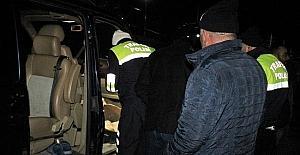 Kdz. Ereğli ilçesinde polisten huzur uygulaması