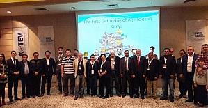 Konya, turizm profesyonellerine ev sahipliği yaptı