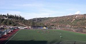 Kritik maçı kazanan Alaplı Belediye Spor oldu