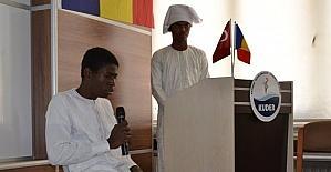 KUDER'de Çad Tanıtım Programı düzenlendi.