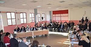 Kuşadası Belediye Meclisi toplantısı...