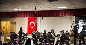 Lisede opera etkinliği