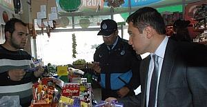 Melikgazi Belediyesinde piyasa denetimleri devam diyor