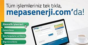 MEPAŞ, Online İşlem Merkezini hizmete açtı