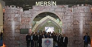 Mersin Büyükşehir Belediyesi, Travel Turkey İzmir Fuarı'nda