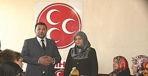 MHP Sungurlu Kadın Kolları Oluşturuldu