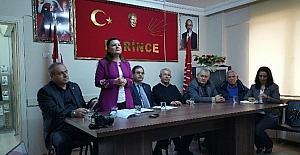 Milletvekili Hürriyet, Emek Bürosu'nun tanıtım programına katıldı