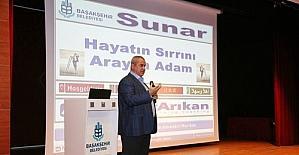 Münir Arıkan, Başakşehirlilere hayatın sırlarını anlattı