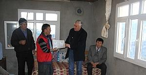 OGM'den Aladağ'a 50 bin liralık yardım